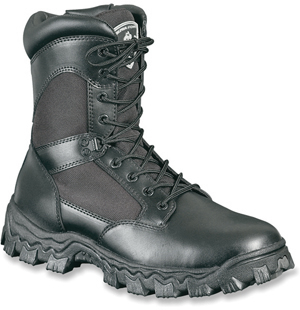 Rocky #2173 Men's Duty AlphaForce Zipper Boot #2173